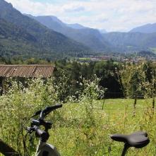 Landschaftliche Idylle in Wolfschwang